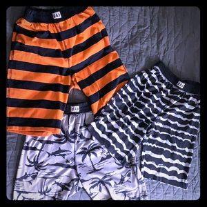 Gap boys pajama shorts